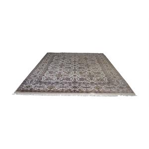 Abu Rugs & Home Abu Rugs and Home Beige Oriental Rug on sale
