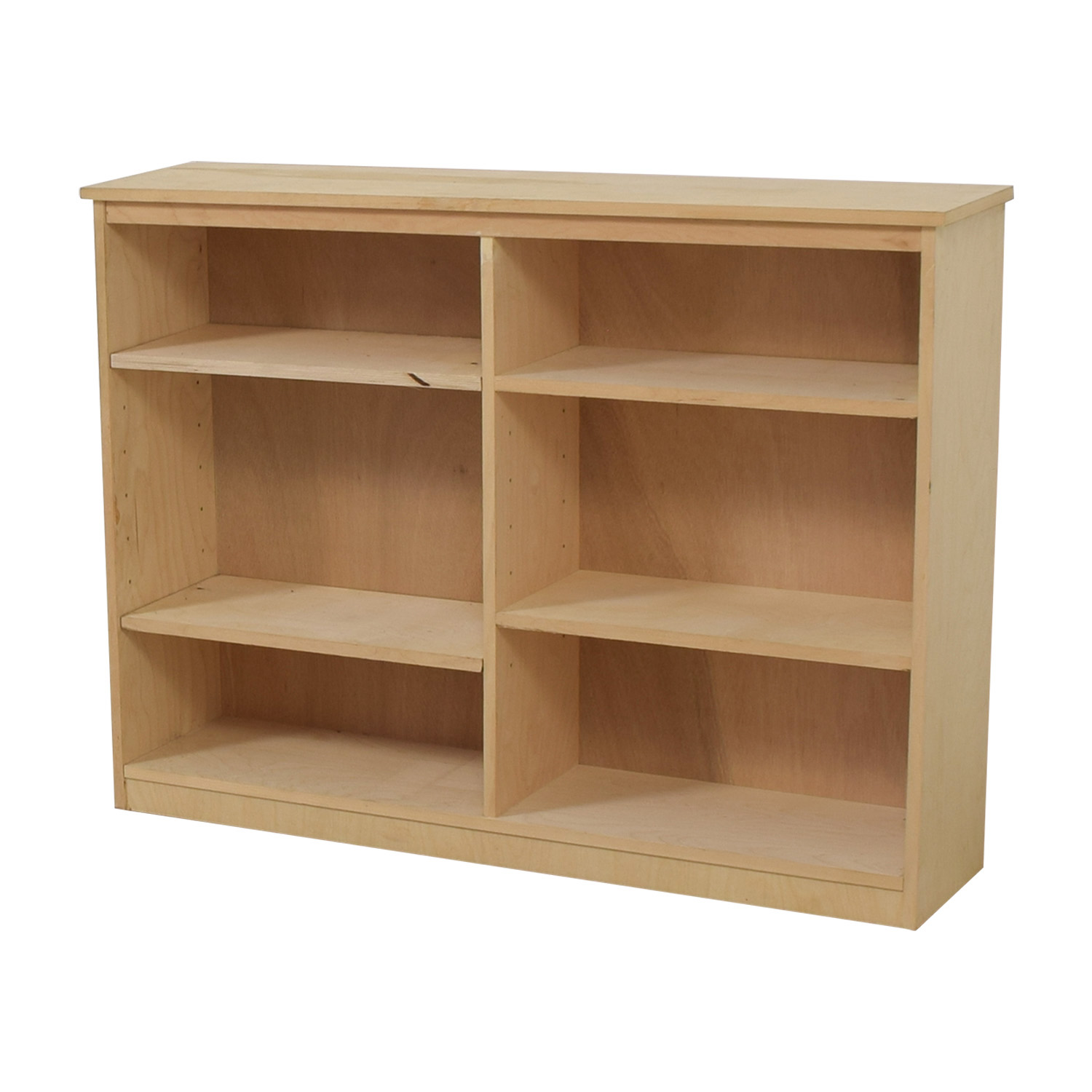 Gothic Cabinet Craft Furniture Unfinished Wood Bookshelf For Sale