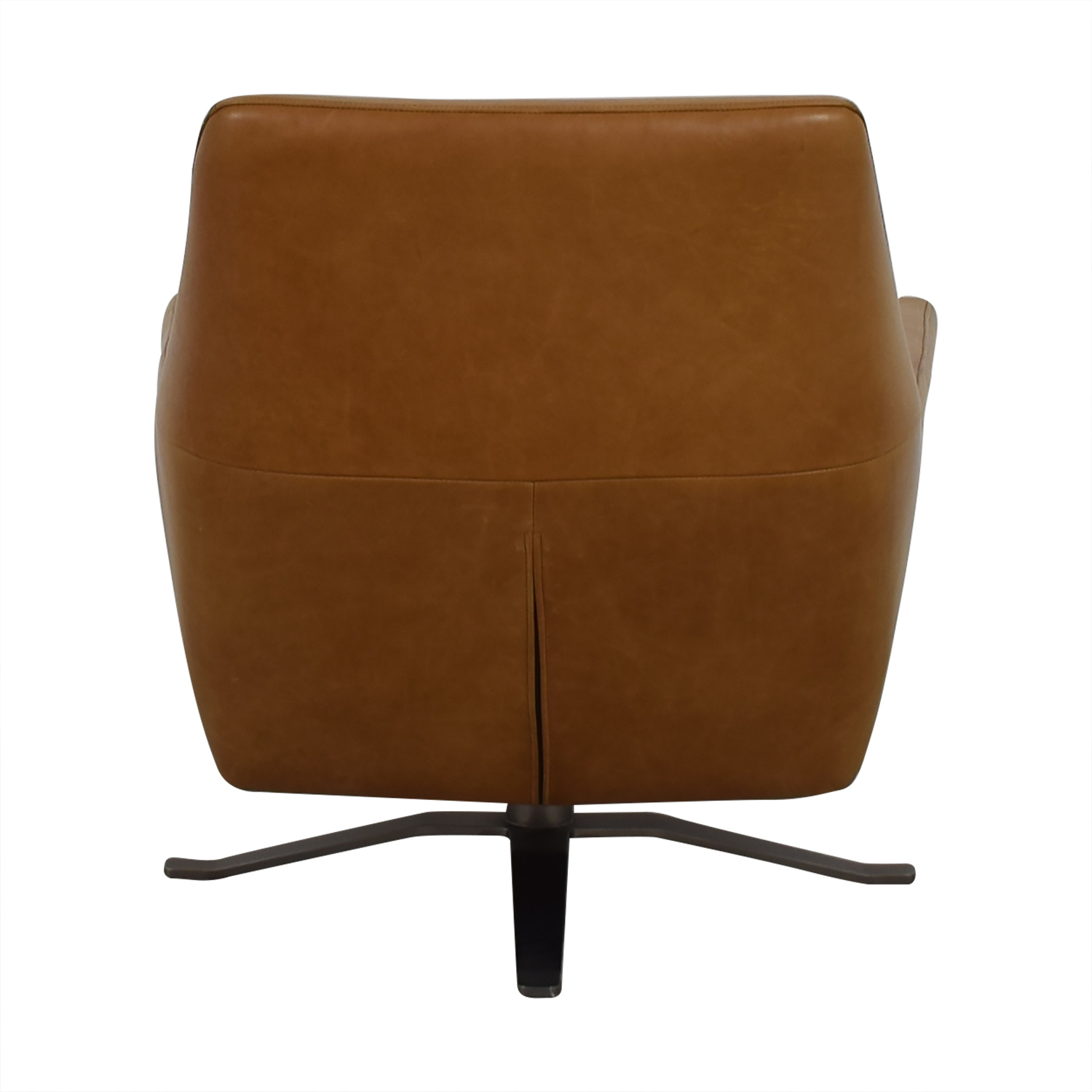 West Elm Lucas Swivel Base Chair sale