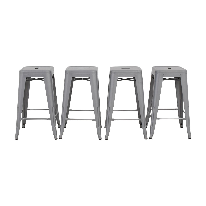 buy Trent Austin Trent Austin Worcester Grey Bar Stools online