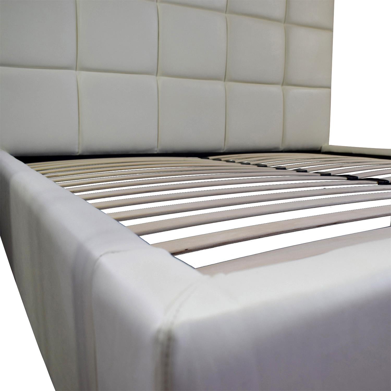Modani Modani Giorgio Kind Bed White Beds
