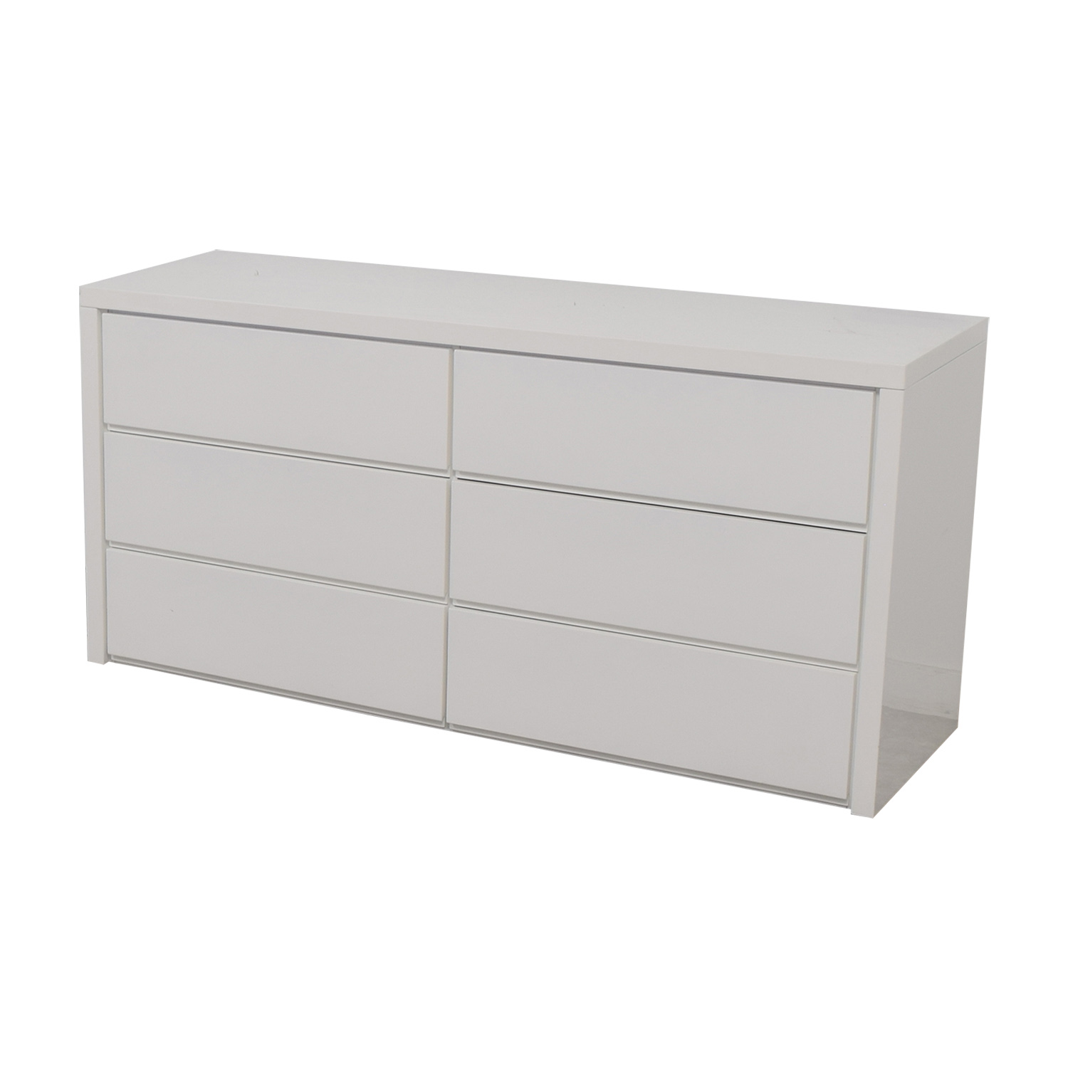 Modani Modani Dino White Six-Drawer Dresser price