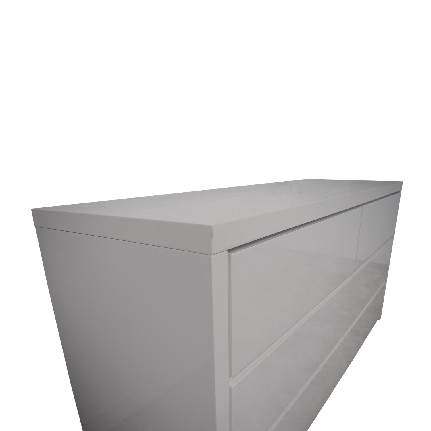 Modani Modani Dino White Six-Drawer Dresser on sale