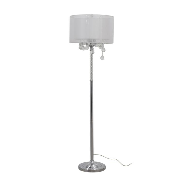 Moiselle Moiselle Crystal Floor Lamp for sale