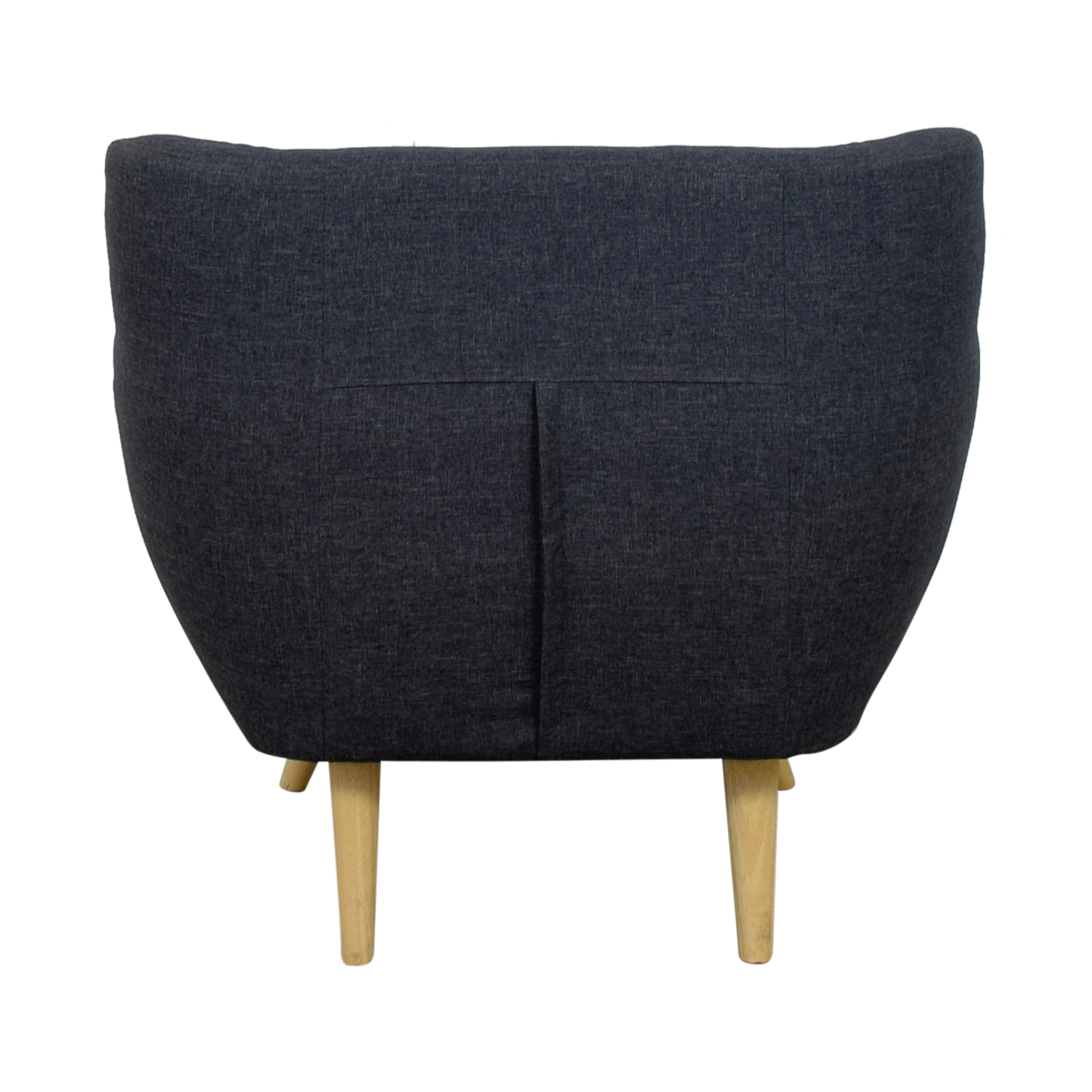 shop Modway Mid Century Accent Chair with Multi-Colored Tuft Buttons Modway Chairs