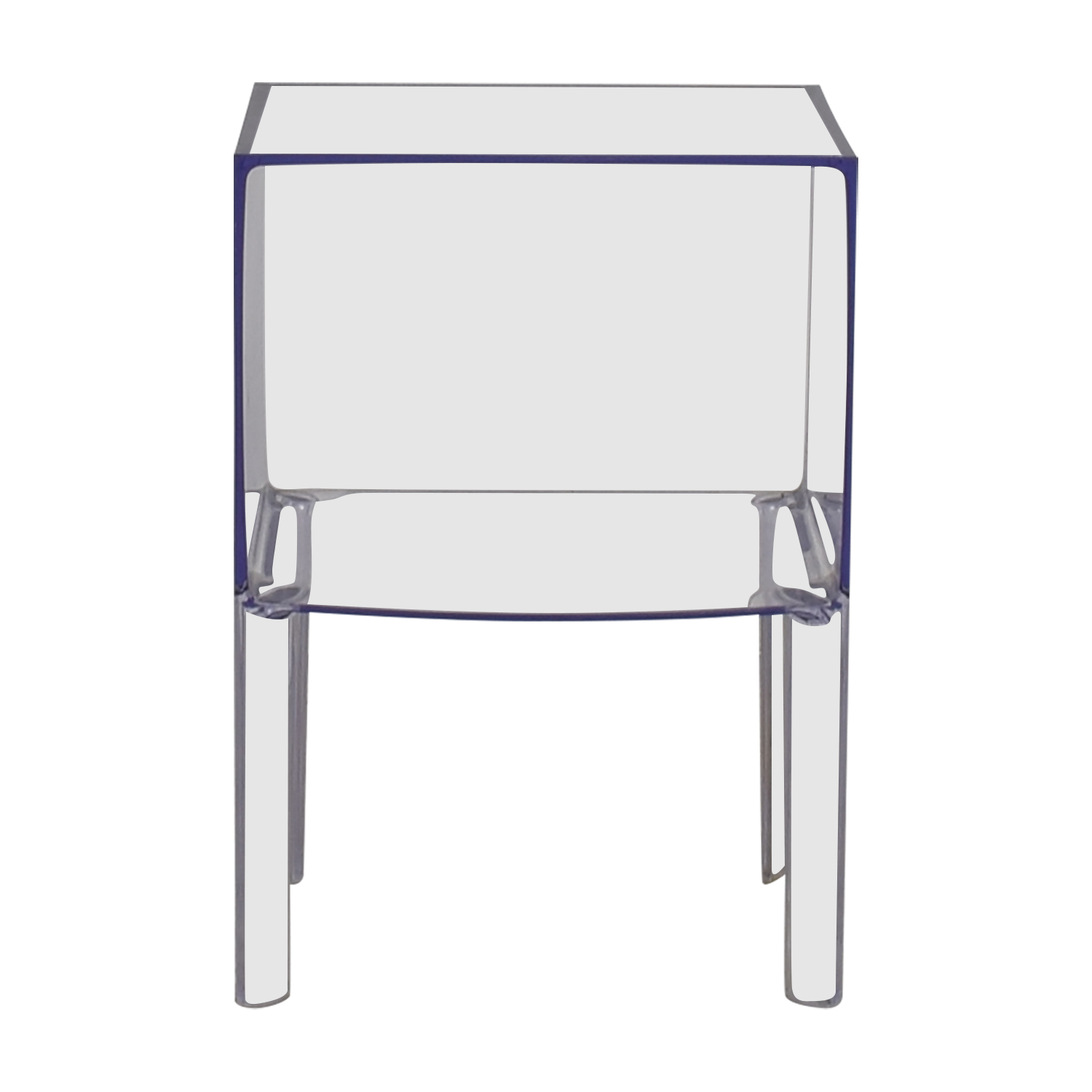 shop Transparent Nightstand