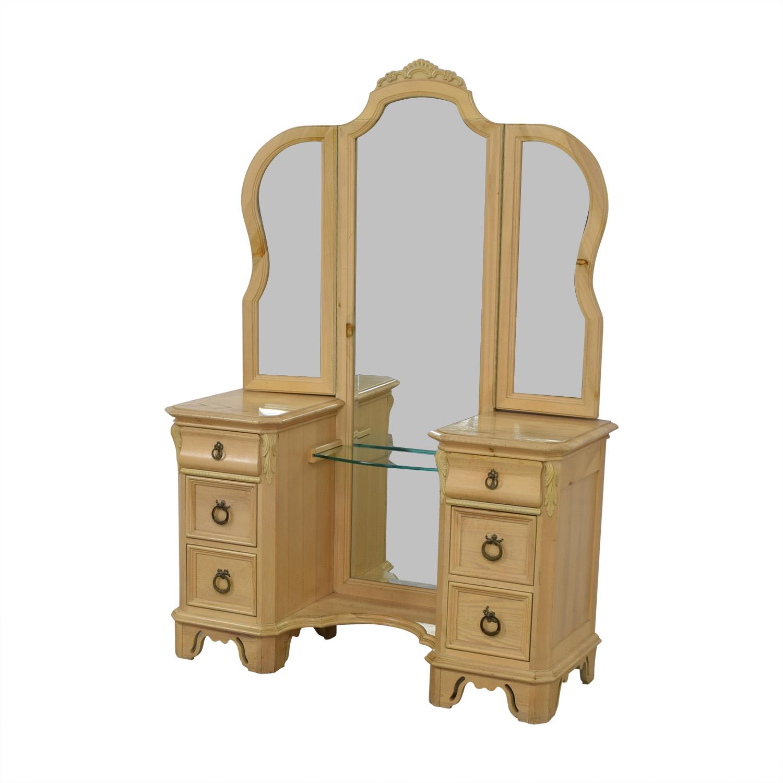 90 Off Lexington Furniture Lexington Natural Vanity