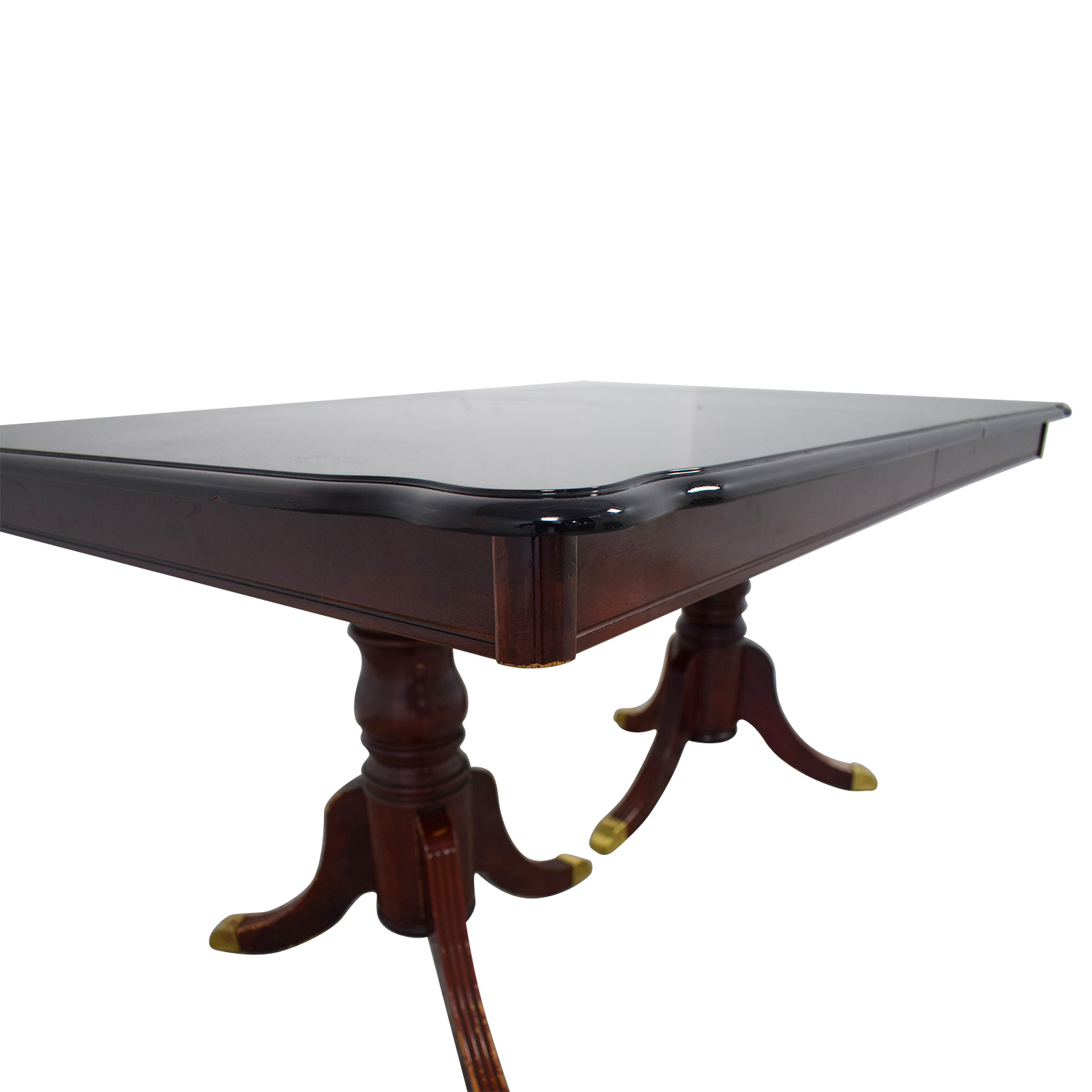 buy  Extendable Wood Dining Table with Leaf online