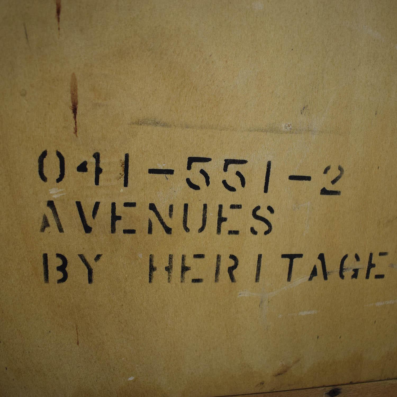 buy Heritage Vintage Burl King Headboard Heritage Headboards