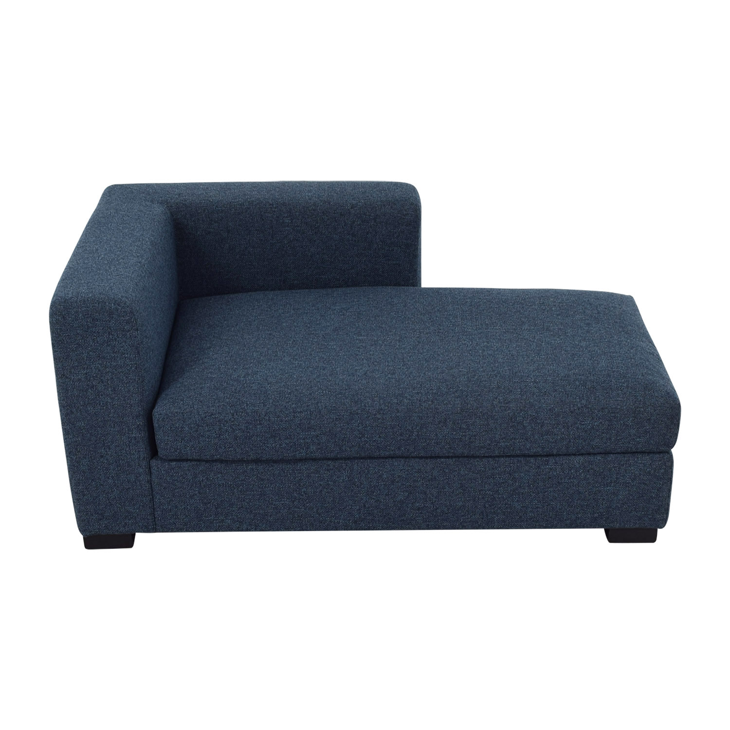 Toby Indigo Right Chaise Sofas
