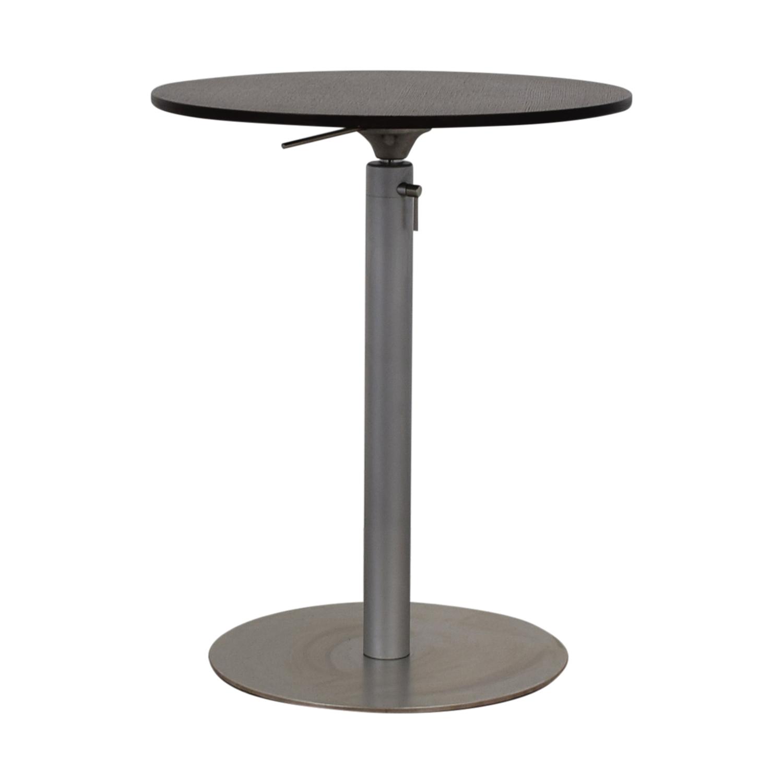 shop Amtrend Corporation Adjustable High Top Table Amtrend Corporation Tables