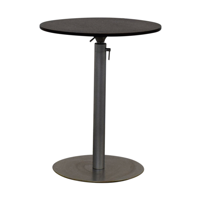buy Amtrend Corporation Adjustable High Top Table Amtrend Corporation