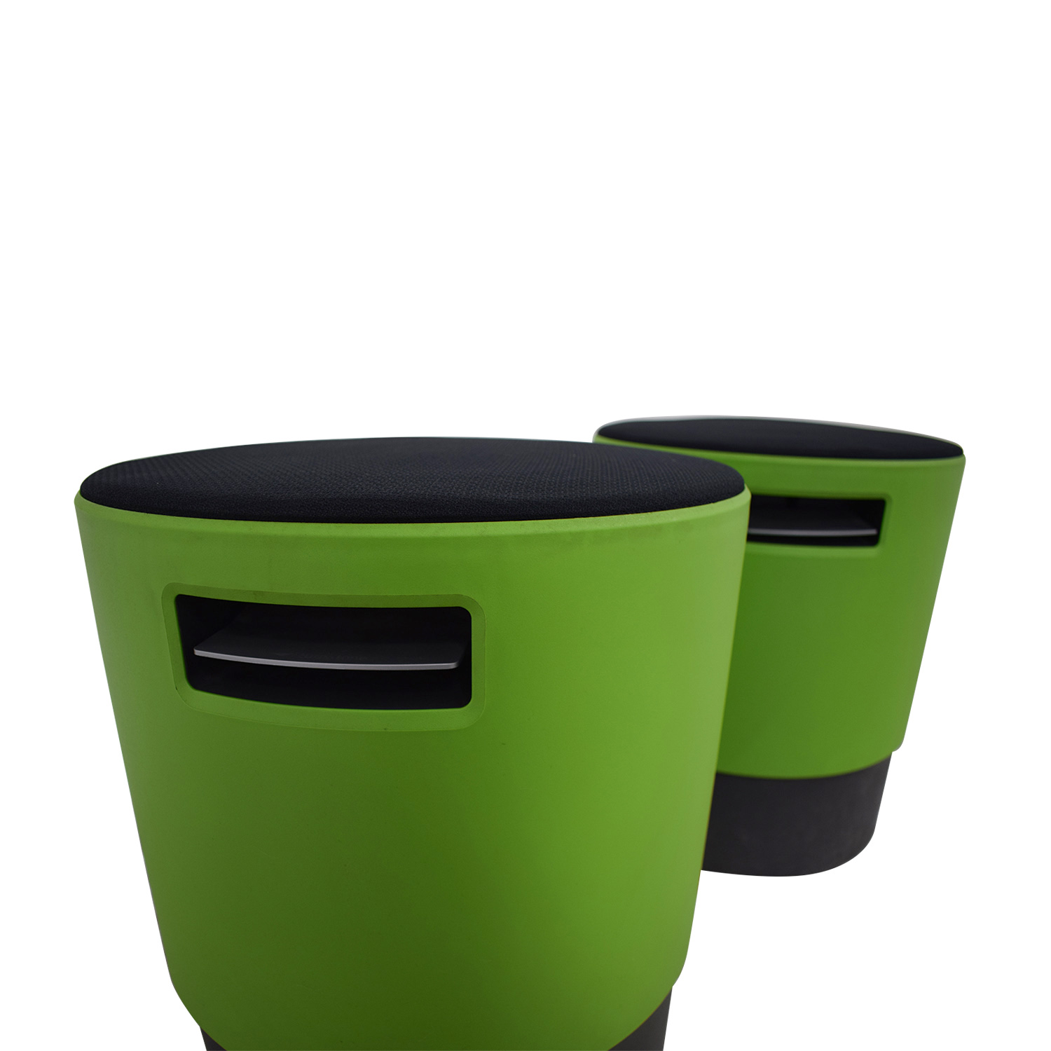 88 Off Steelcase Steelcase Turnstone Buoy Green And