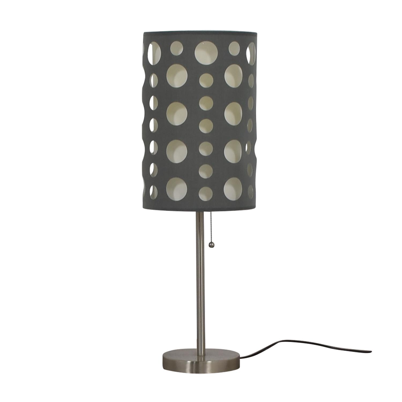 buy Mid-Century Polkadot Floor Lamp  Decor