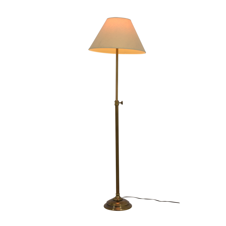 50 Off Pottery Barn Pottery Barn Floor Lamp Decor