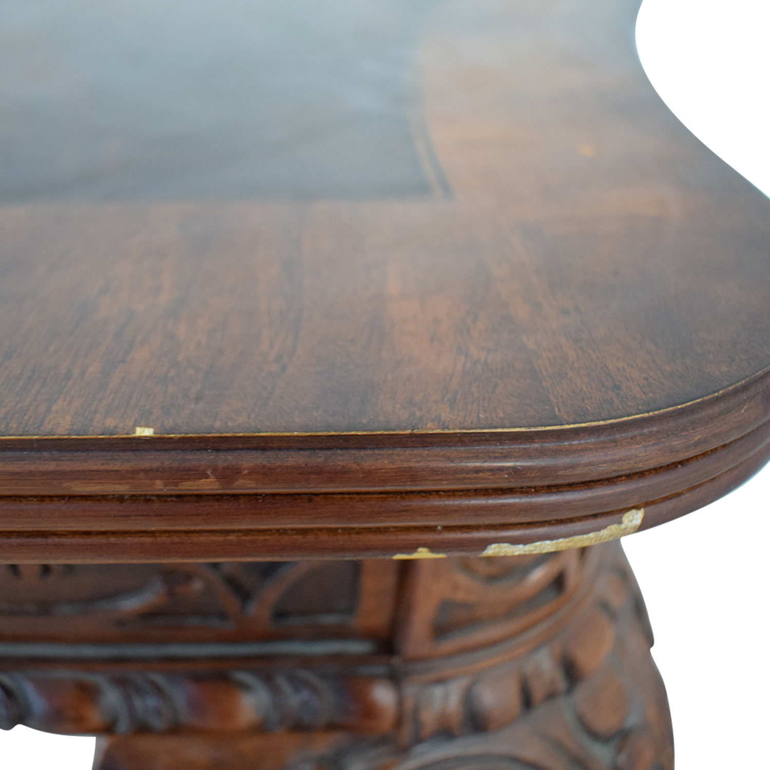 buy  Carved Extendable Dining Table online