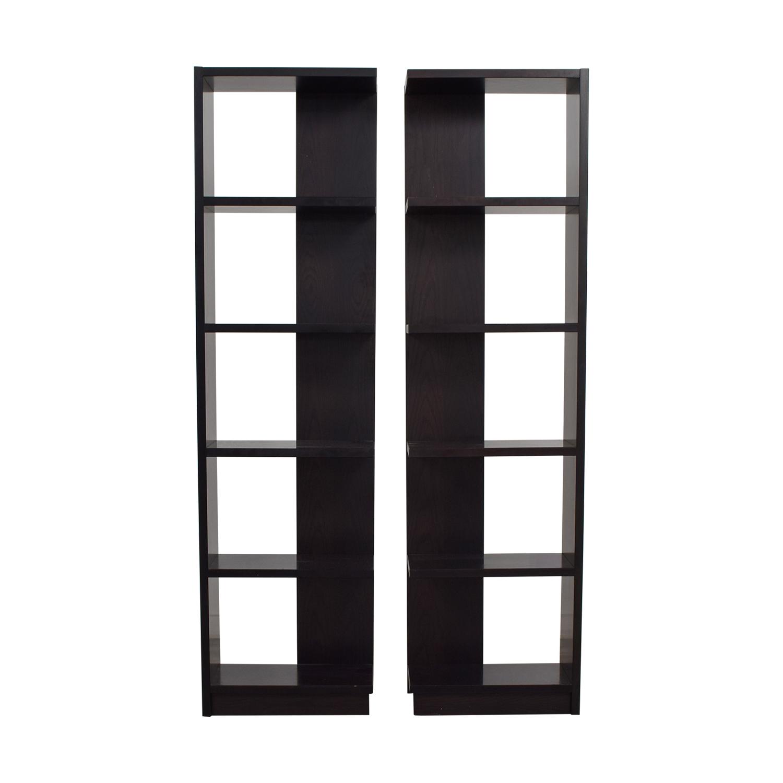 buy  Brown Modern Bookshelves online