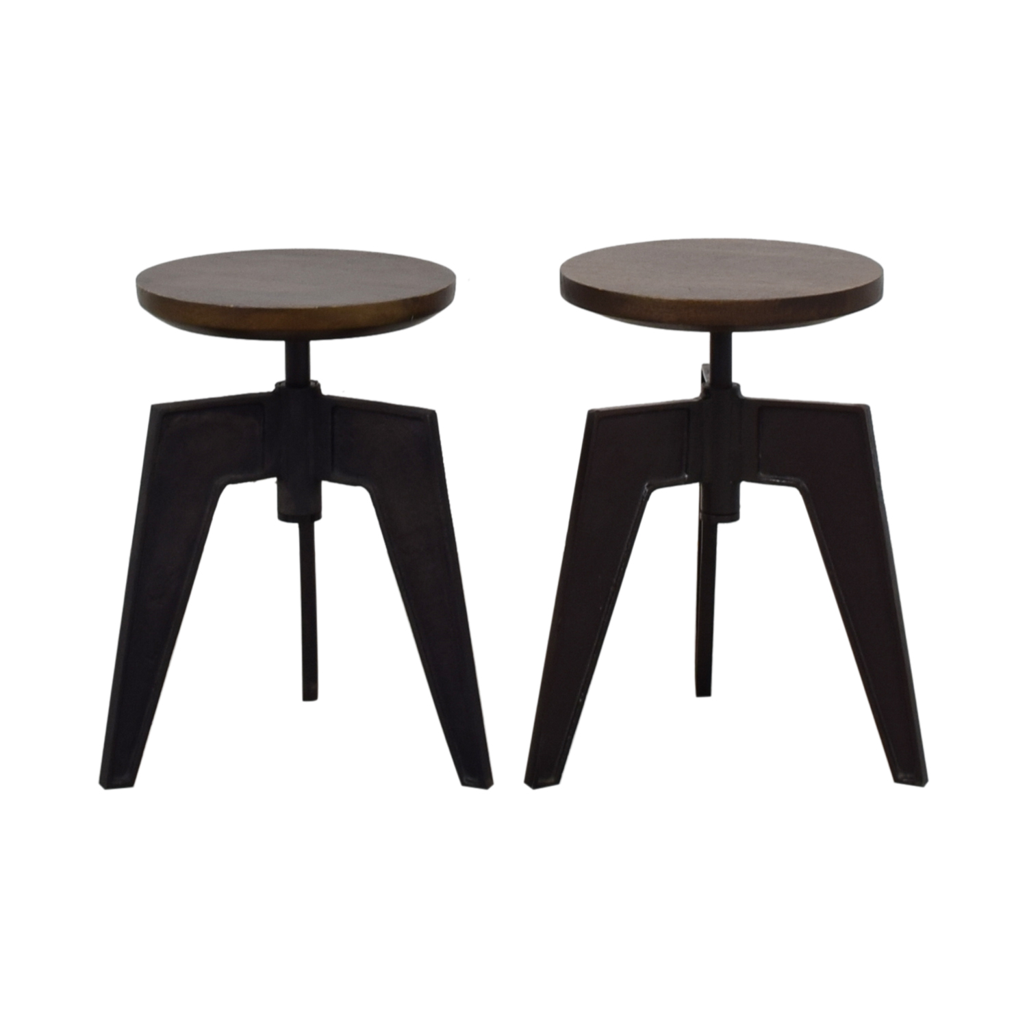 buy CB2 Contact Stools CB2 Chairs