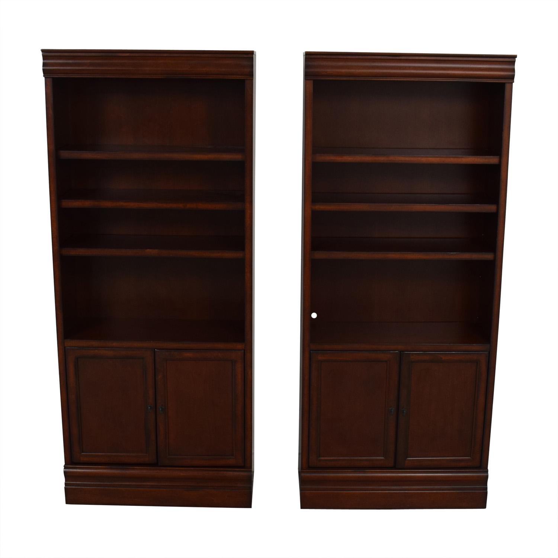 buy Golden Oaks Fine Furniture Wood Bookcases Golden Oaks Fine Furniture Bookcases & Shelving