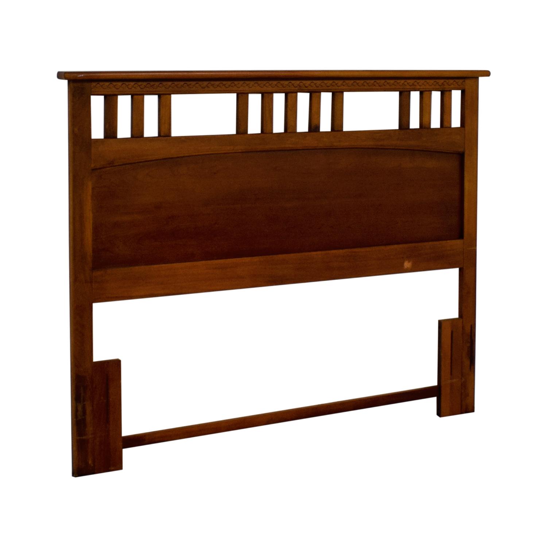 Vaughan Furniture Company Vaughan Furniture Company Wooden Queen Headboard Beds