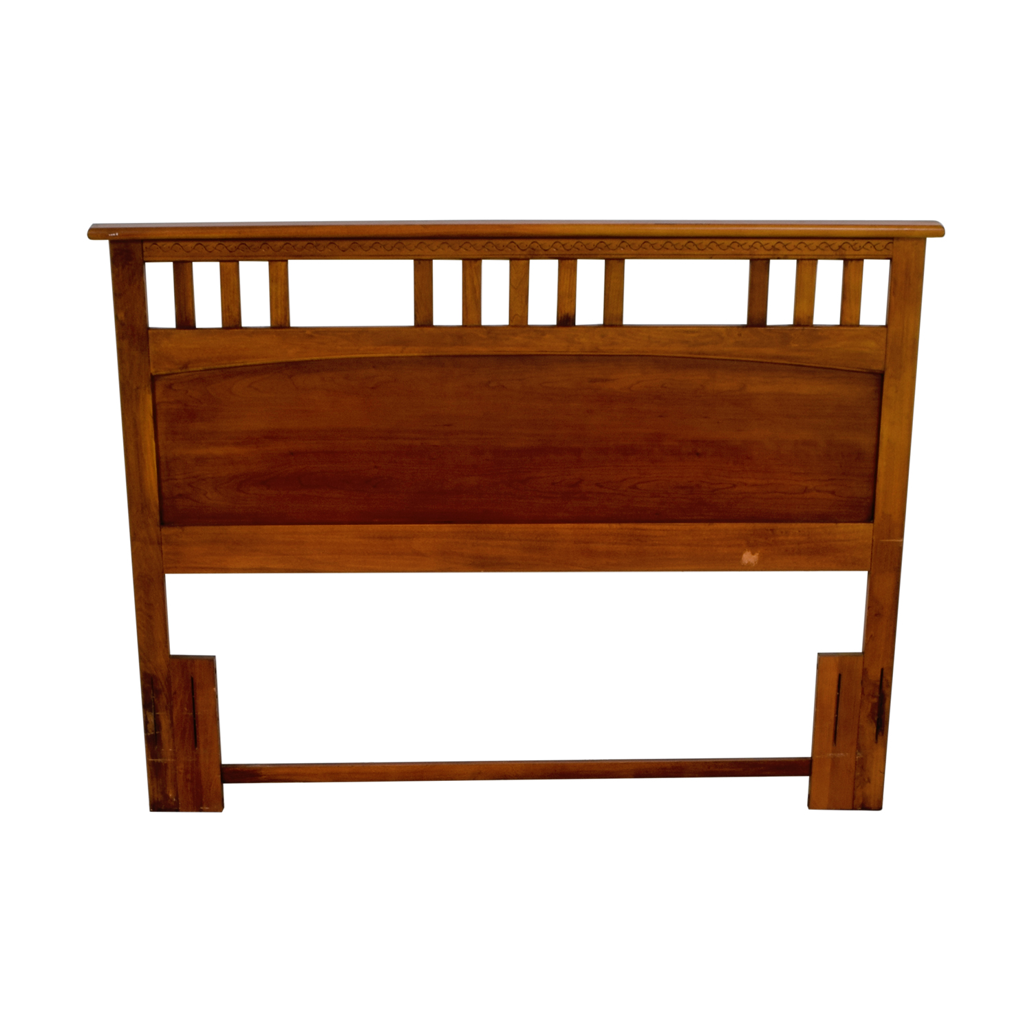 Vaughan Furniture Company Wooden Queen Headboard sale