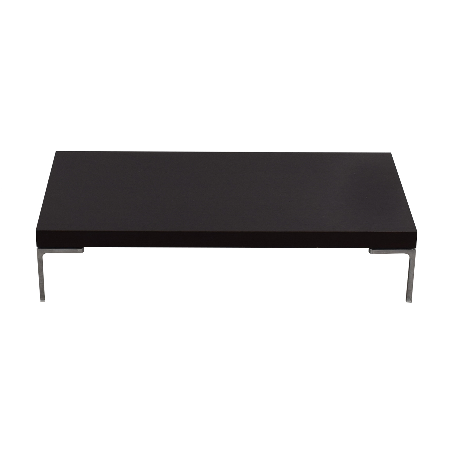 B&B Italia B&B Italia Dark Oak Coffee Table price