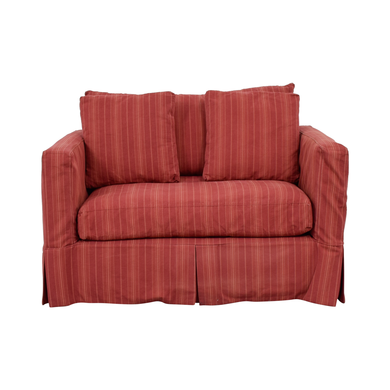 buy Crate & Barrel Willow Red Accent Chair Crate & Barrel Accent Chairs