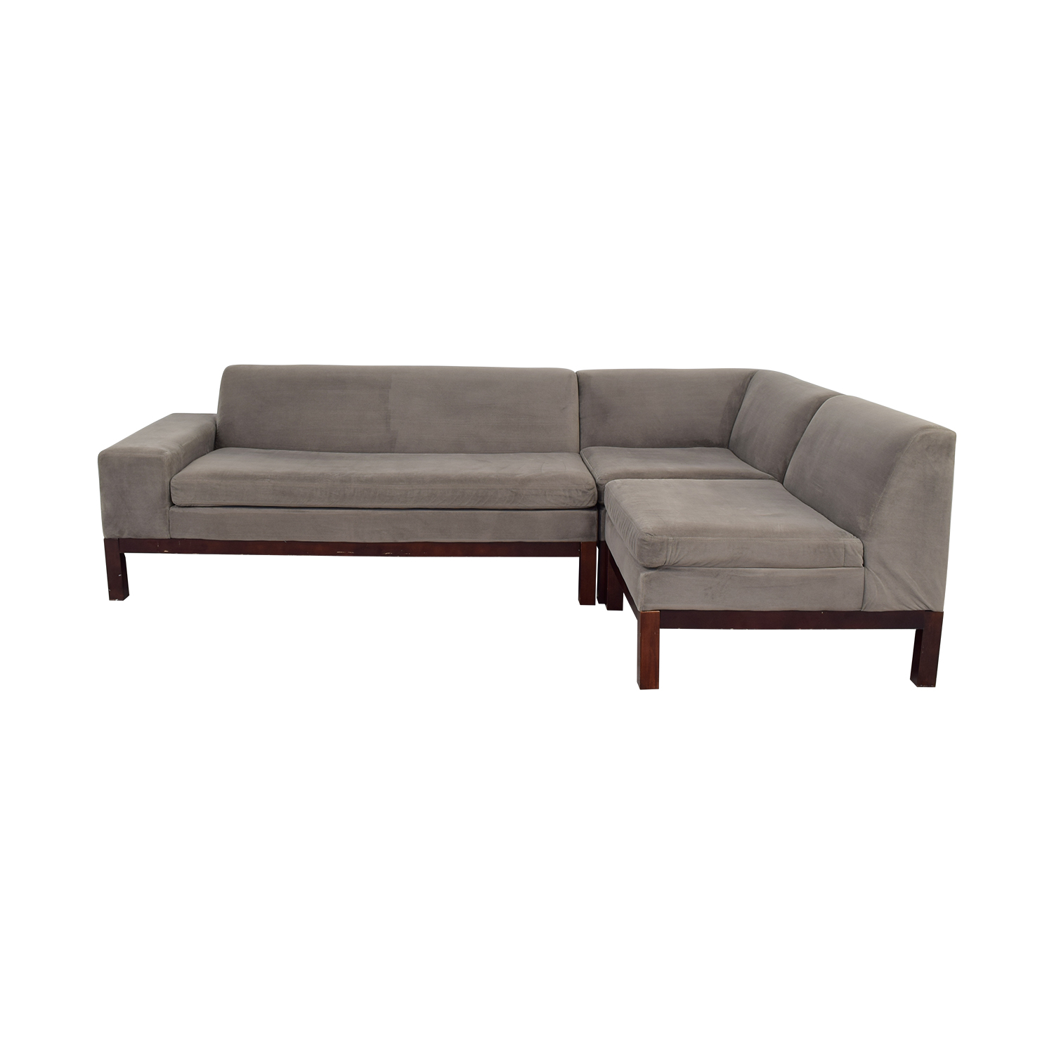 West Elm West Elm Three-Piece Sectional price