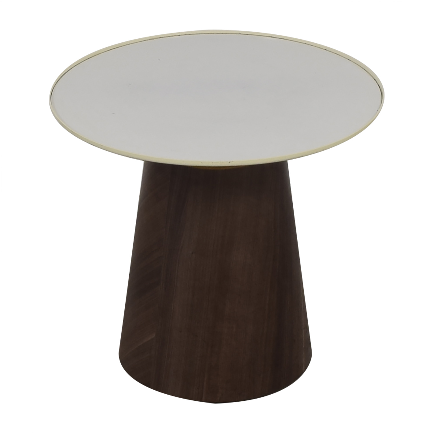 Steelcase Turnstone Campfire Round Paper Table sale