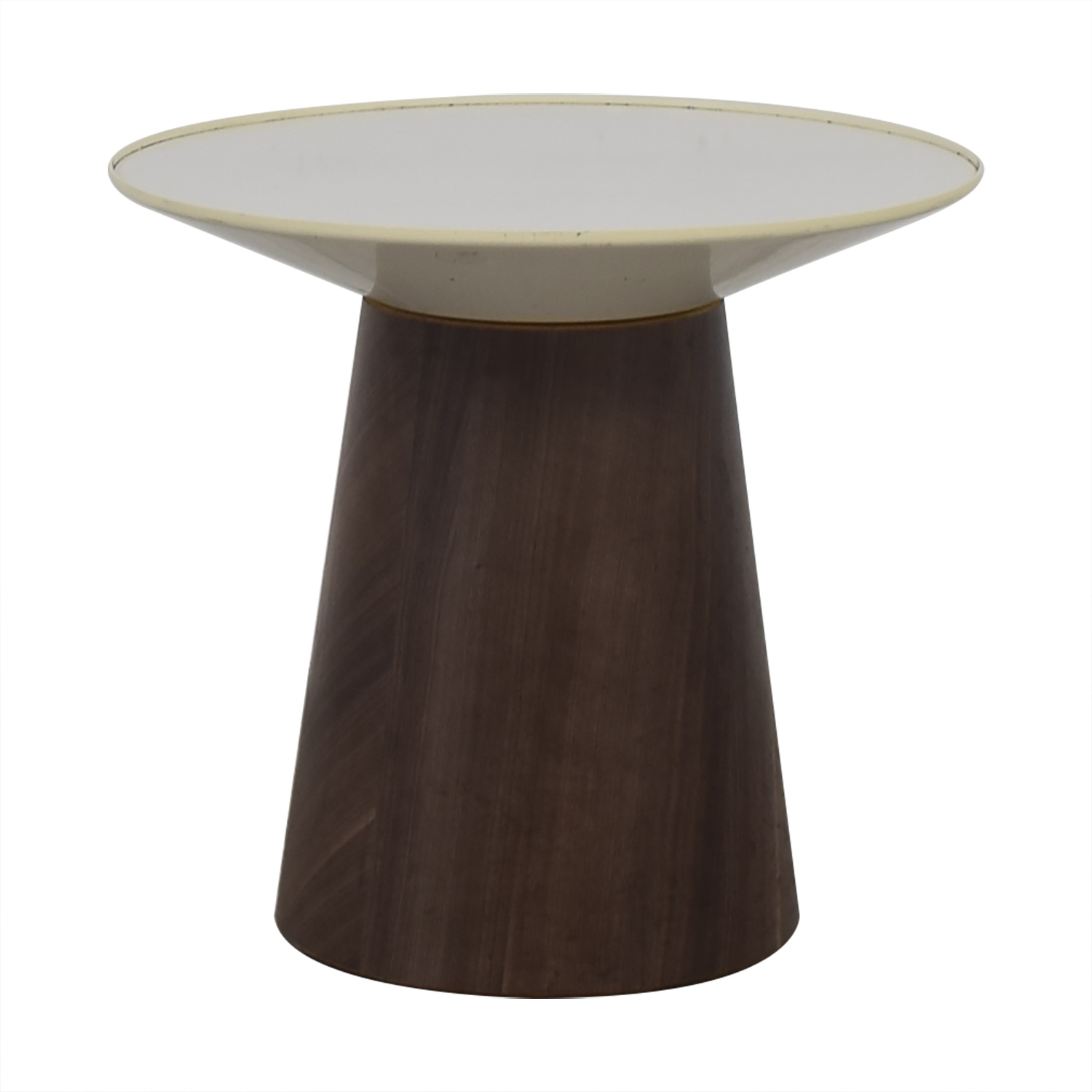 Steelcase Turnstone Steelcase Turnstone Campfire Round Paper Table second hand
