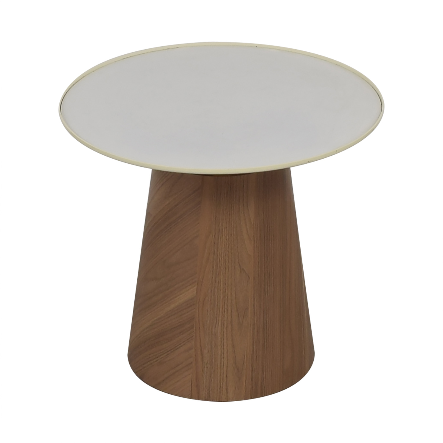 Steelcase Turnstone Campfire Round Paper Table / Tables