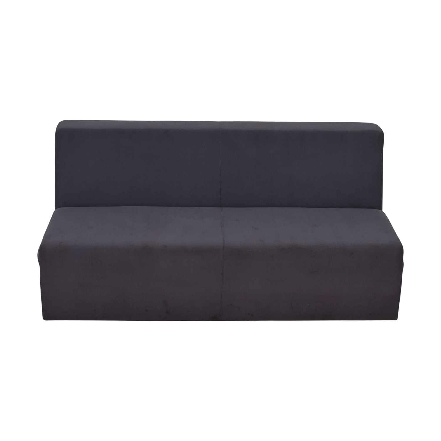 Steelcase Turnstone Steelcase Turnstone Grey Campfire Couch used
