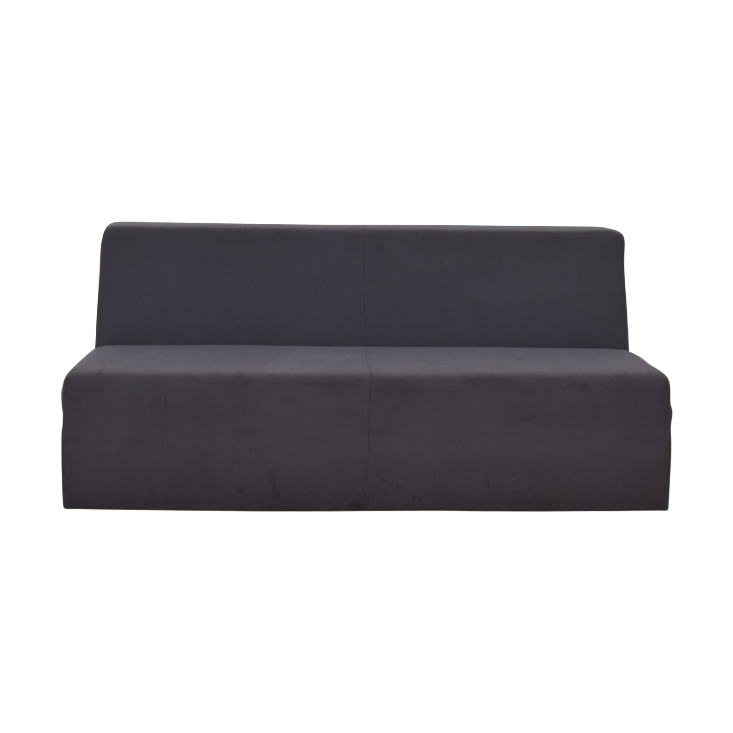 shop Steelcase Turnstone Steelcase Turnstone Grey Campfire Couch online