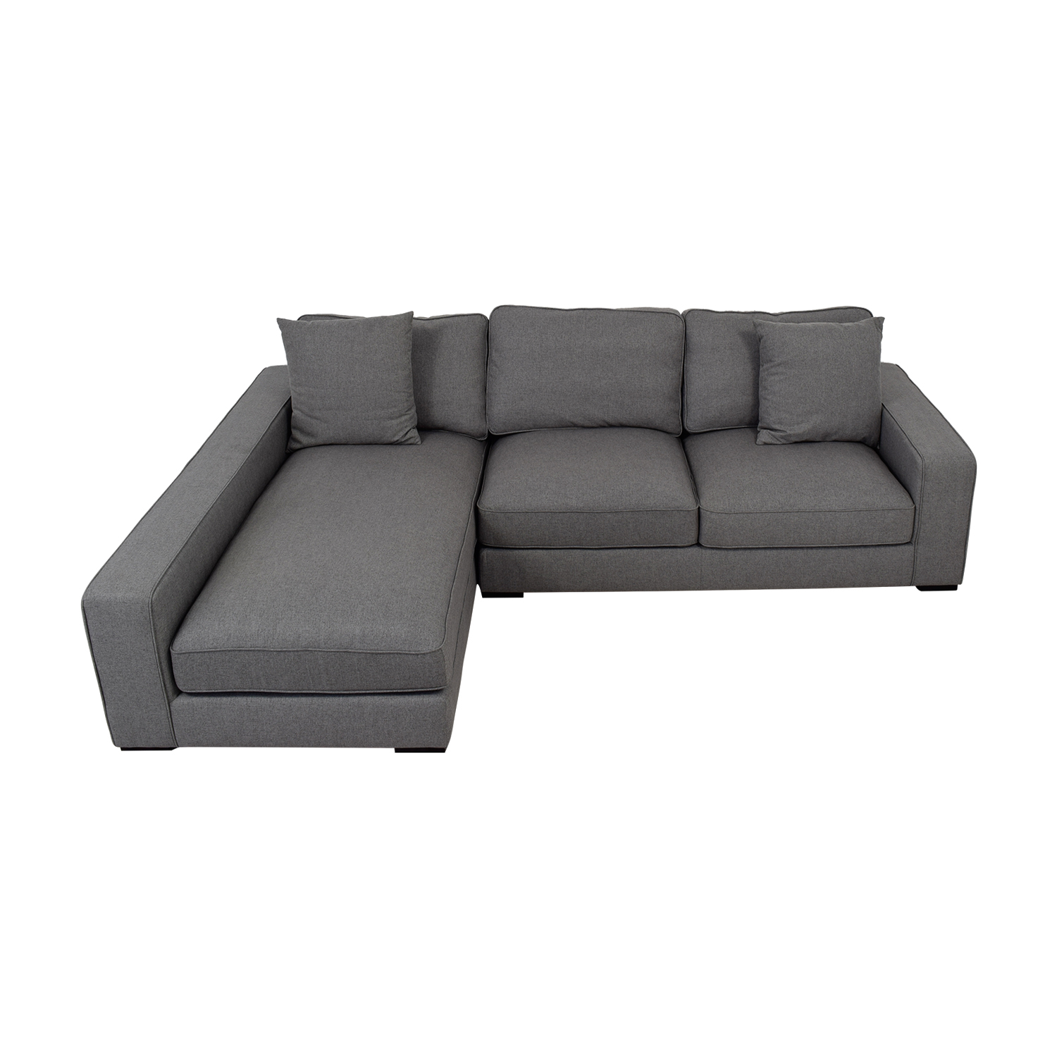 Ainsley Gray Left Chaise Sectional price