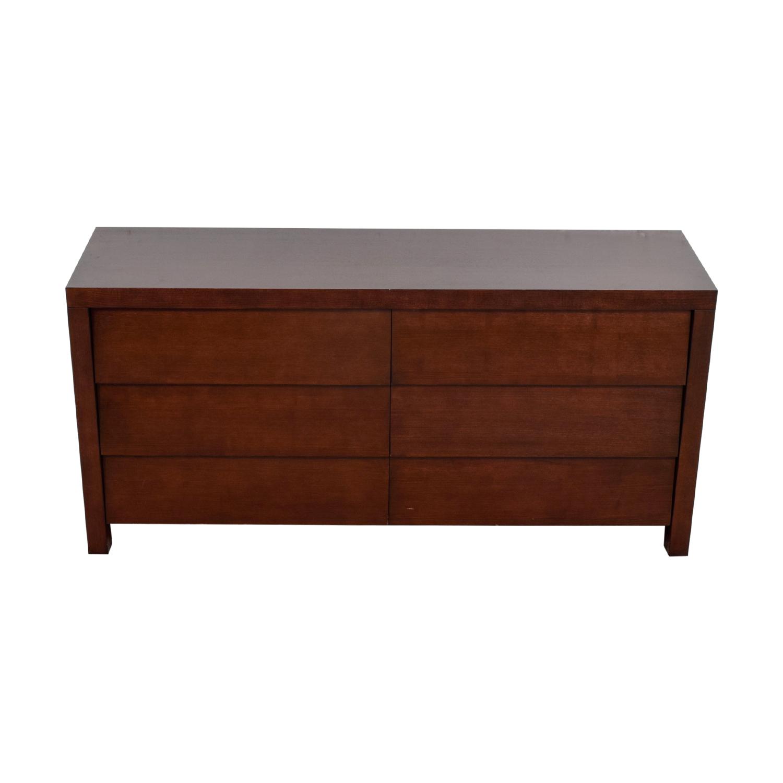 shop Ethan Allen Ethan Allen Six-Drawer Double Dresser online