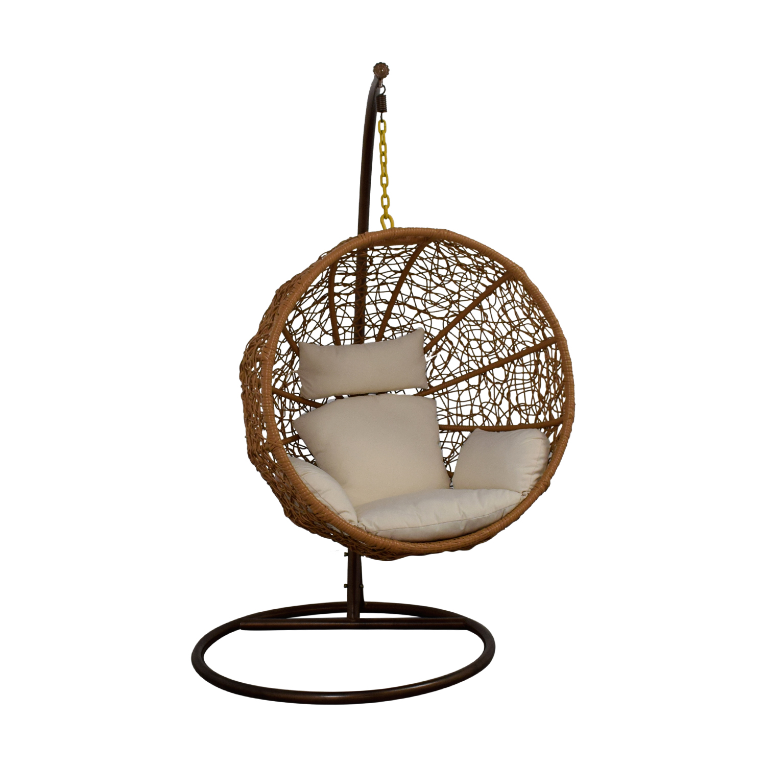 74 Off Ceets Zolo Outdoor Wicker Hanging Lounge Chair Chairs