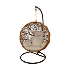 Ceets Zolo Outdoor Wicker Hanging Lounge Chair discount
