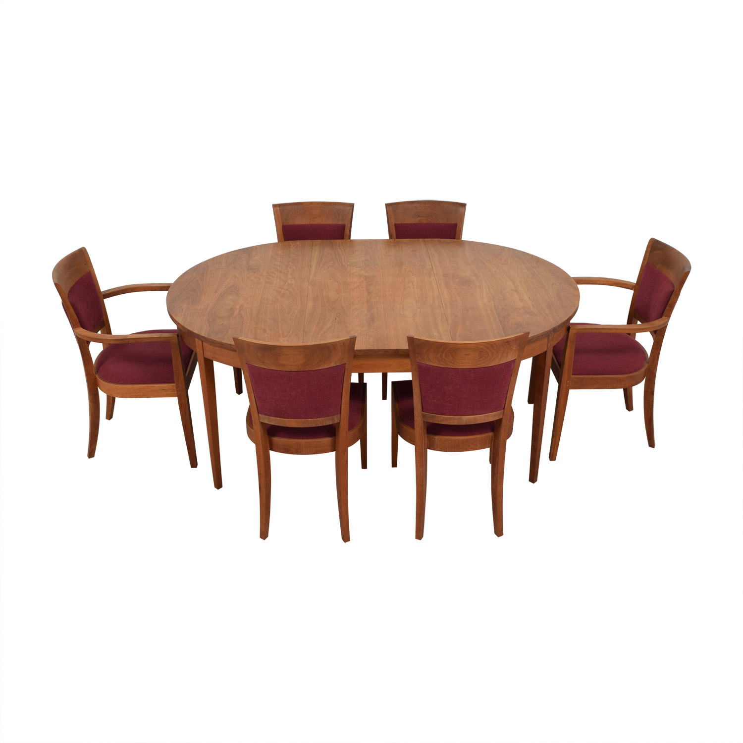 ... Thomas A. Moser Thomas A. Moser Wood Extendable Dining Set For Sale ...