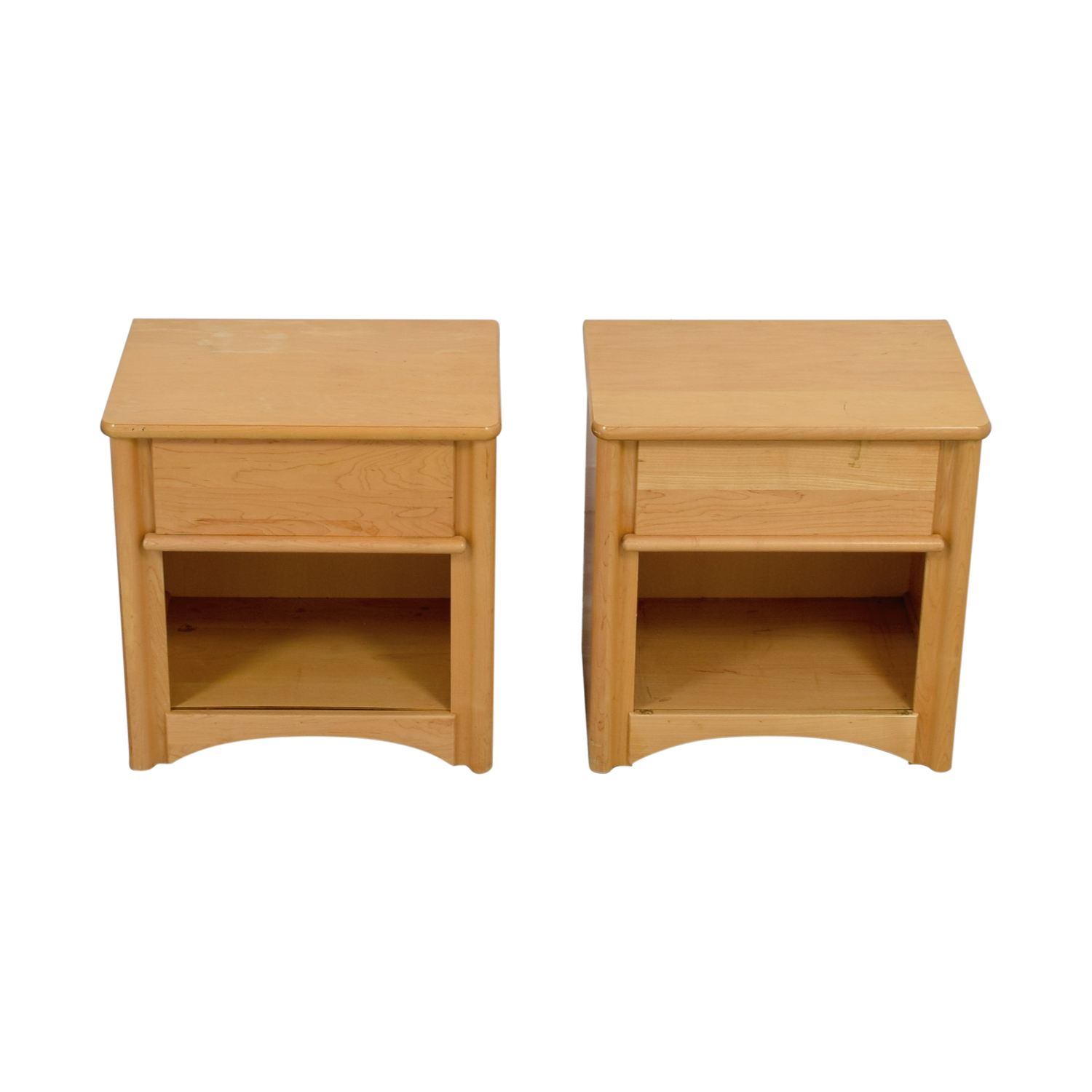 buy Stanley Single Drawer Nightstands Stanley End Tables