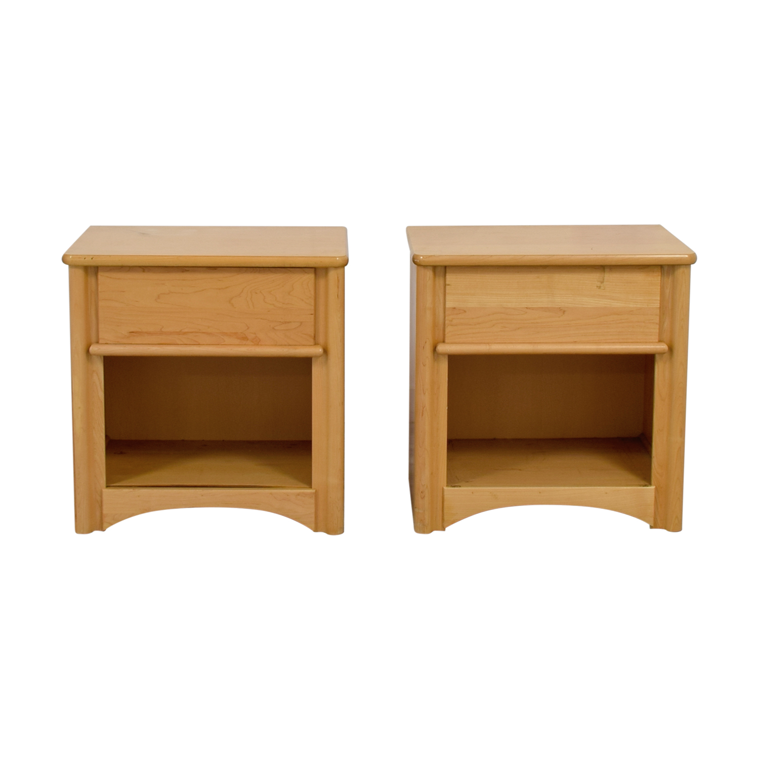 Stanley Stanley Single Drawer Nightstands Tables