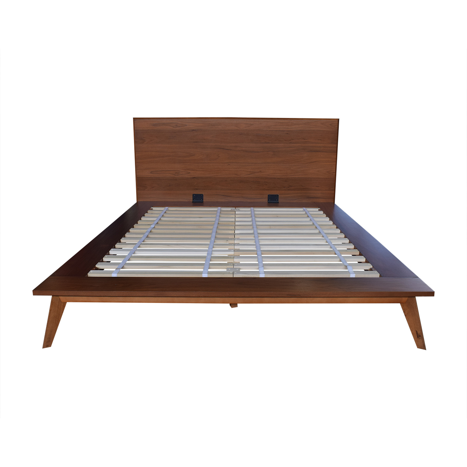 buy West Elm Mid-Century Queen Platform Bed West Elm
