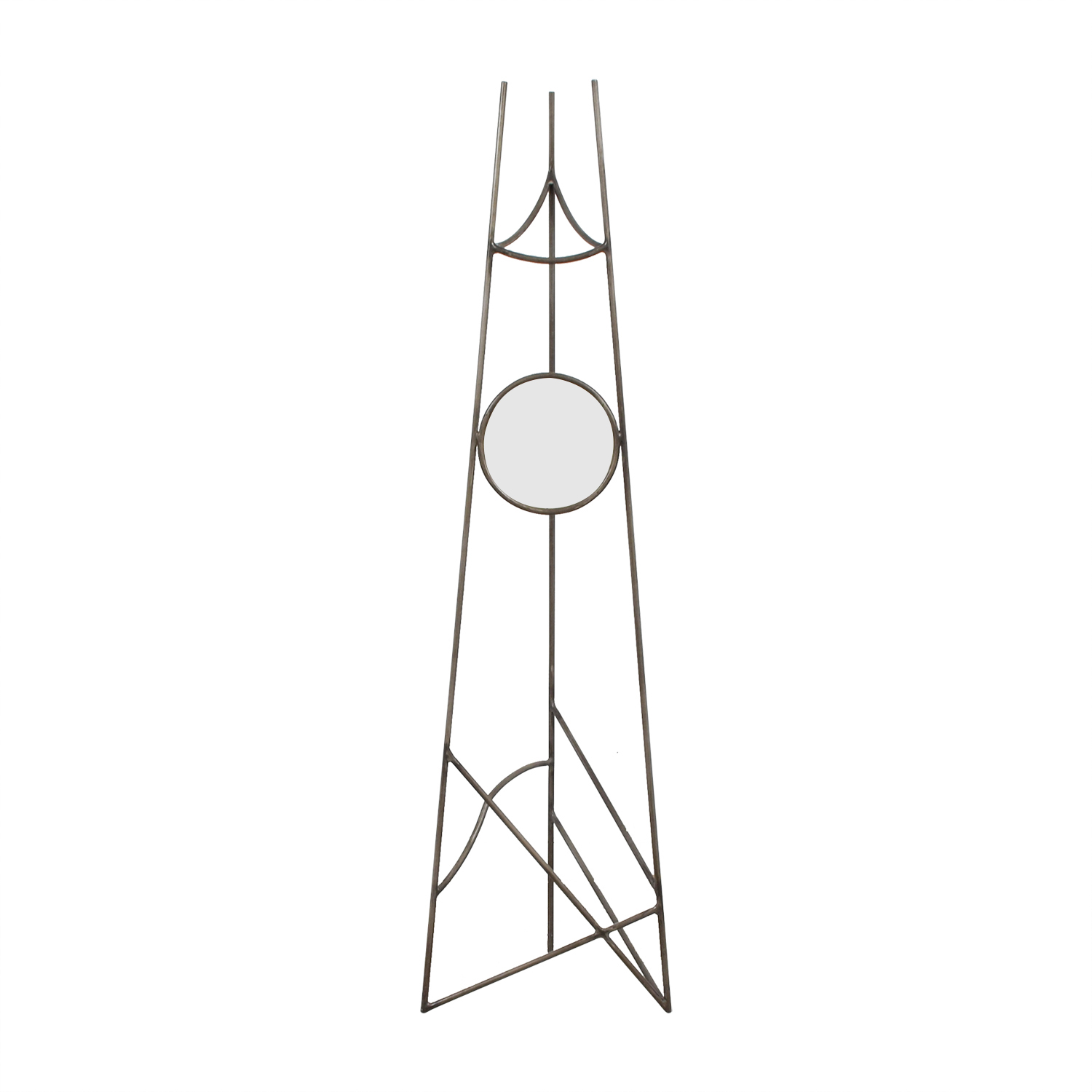 Manor and Mews Manor and Mews Metal Coat Stand dimensions