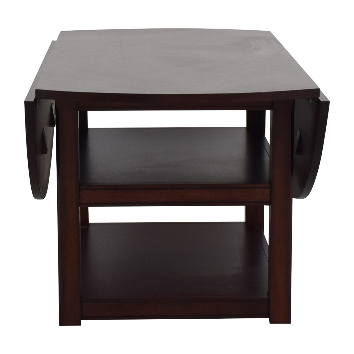 44% OFF - Pottery Barn Pottery Barn Shayne Drop-Leaf Kitchen Table / Tables