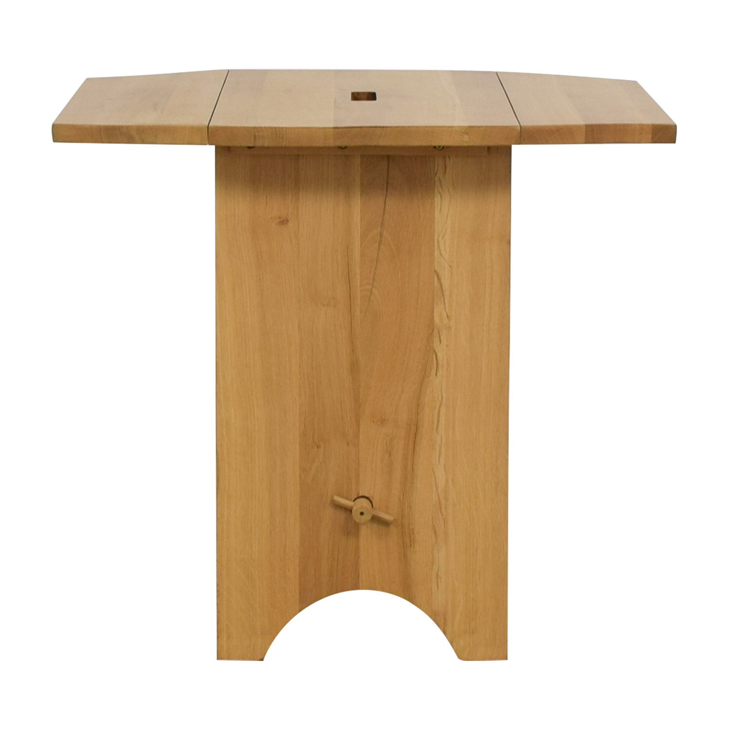 Manor and Mews Manor and Mews Oak Drop Leaf Table on sale