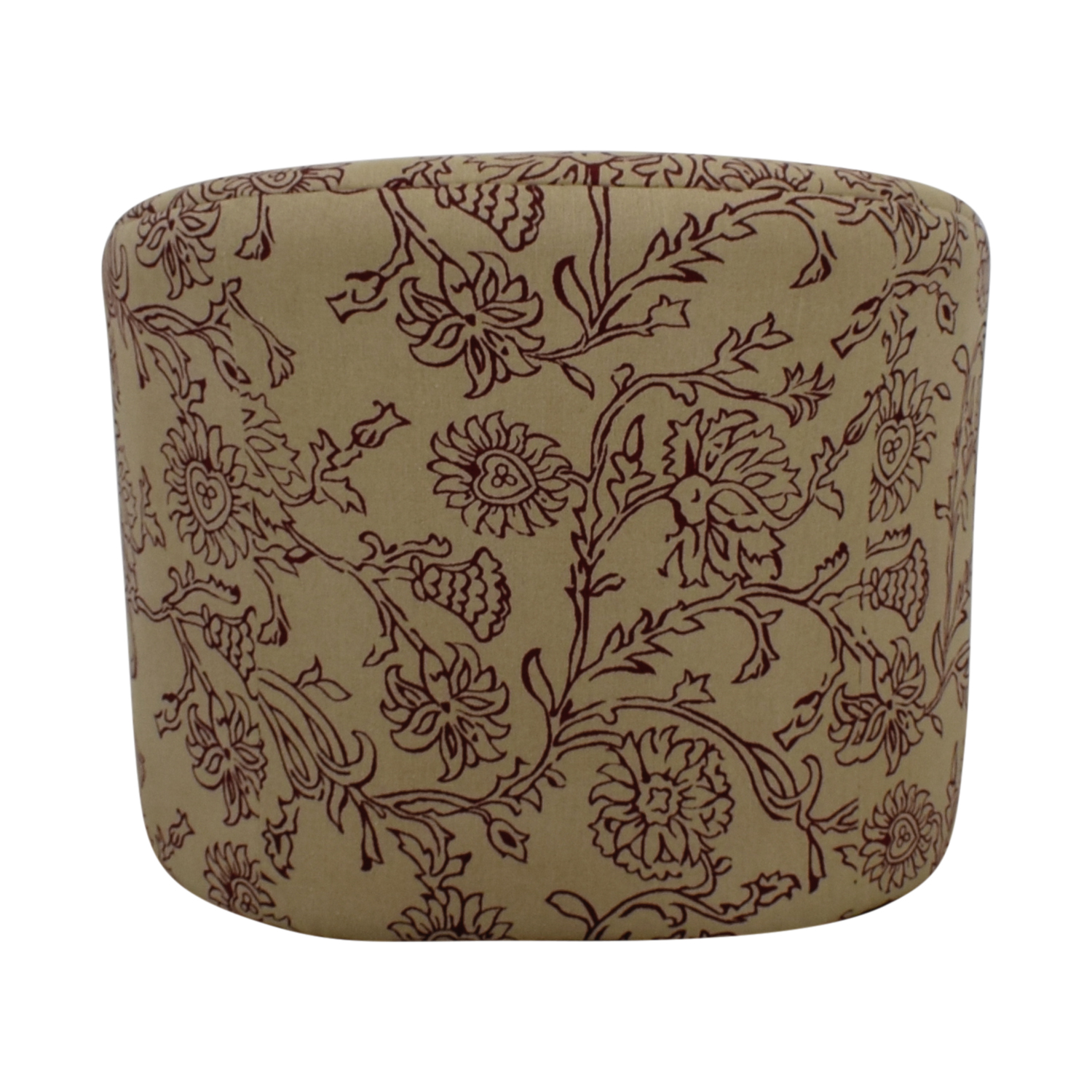 Manor and Mews Rita Floral Circular Armchair sale