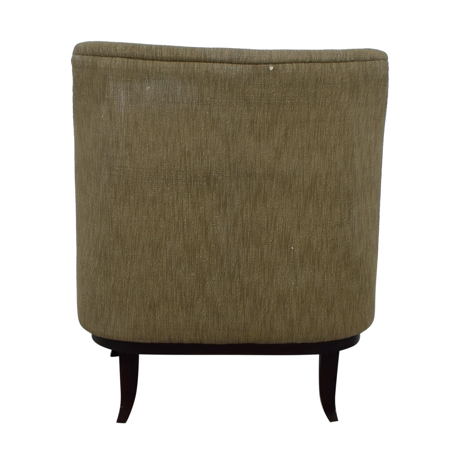 buy Manor and Mews Cary Grey Armchair and Foot Stool Manor and Mews