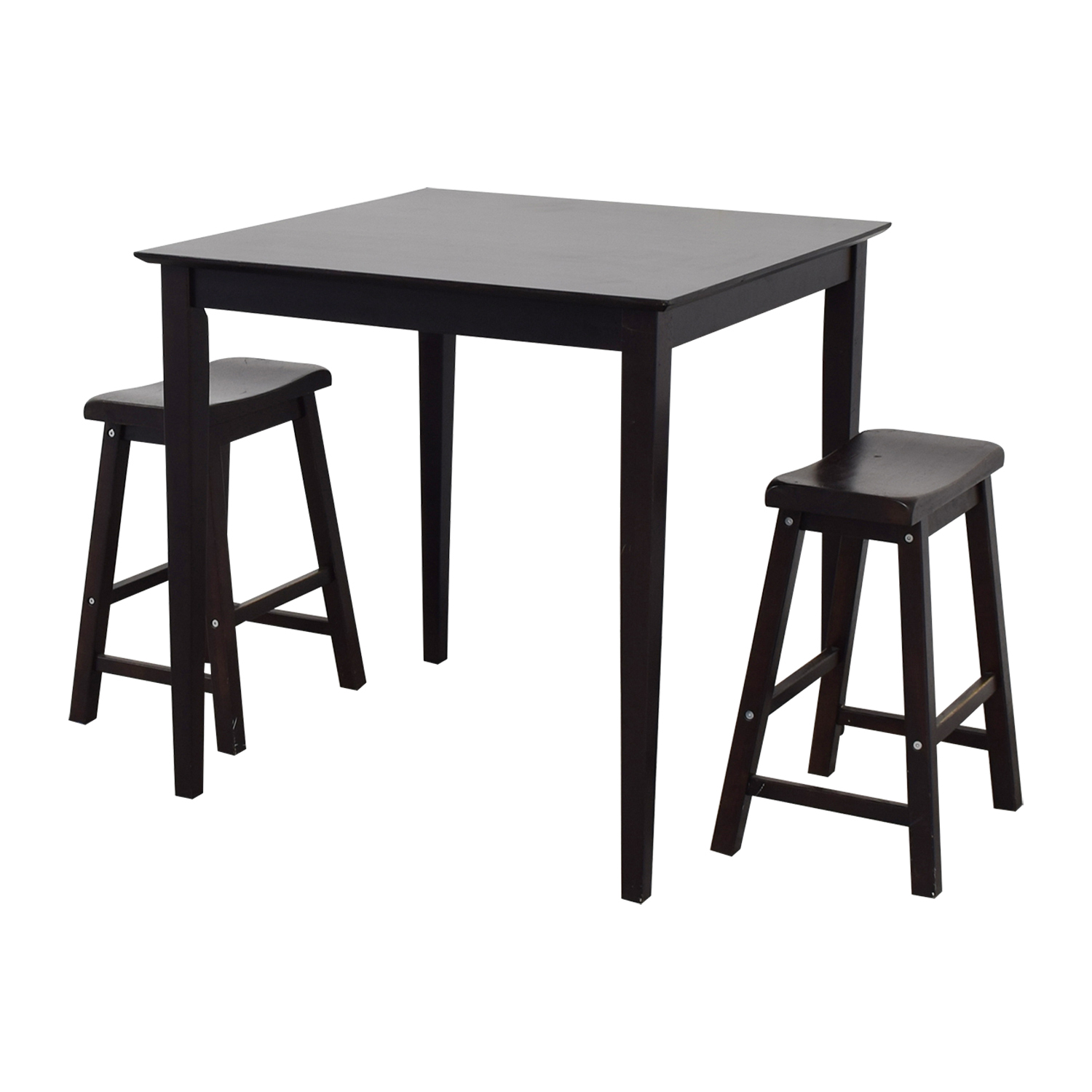 80 off ikea ikea bar table and stools tables. Black Bedroom Furniture Sets. Home Design Ideas