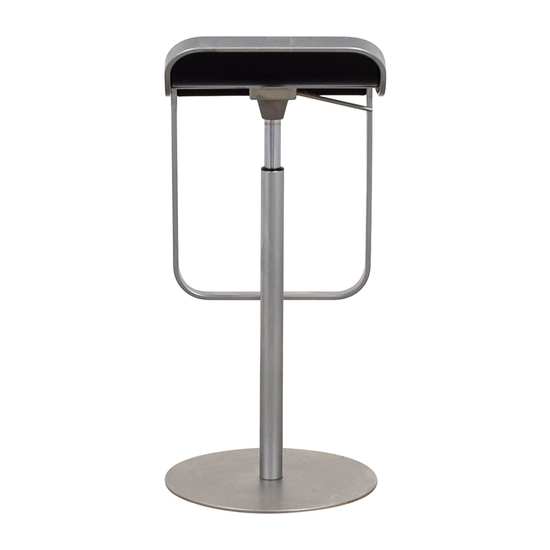 Fantastic 90 Off Tov Tov Metal And Leather Barstool Chairs Creativecarmelina Interior Chair Design Creativecarmelinacom