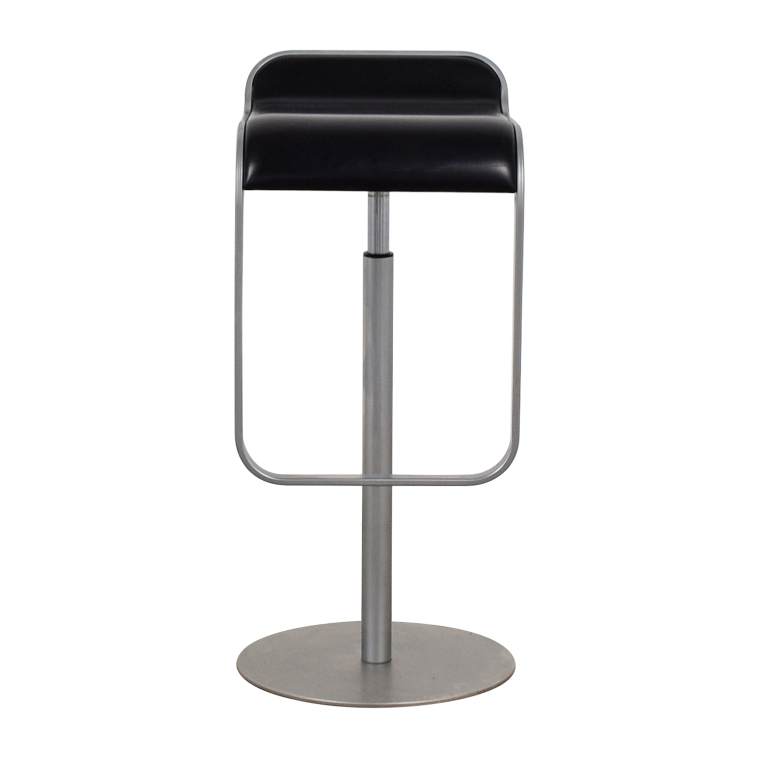 Tov Tov Metal and Leather Barstool dimensions
