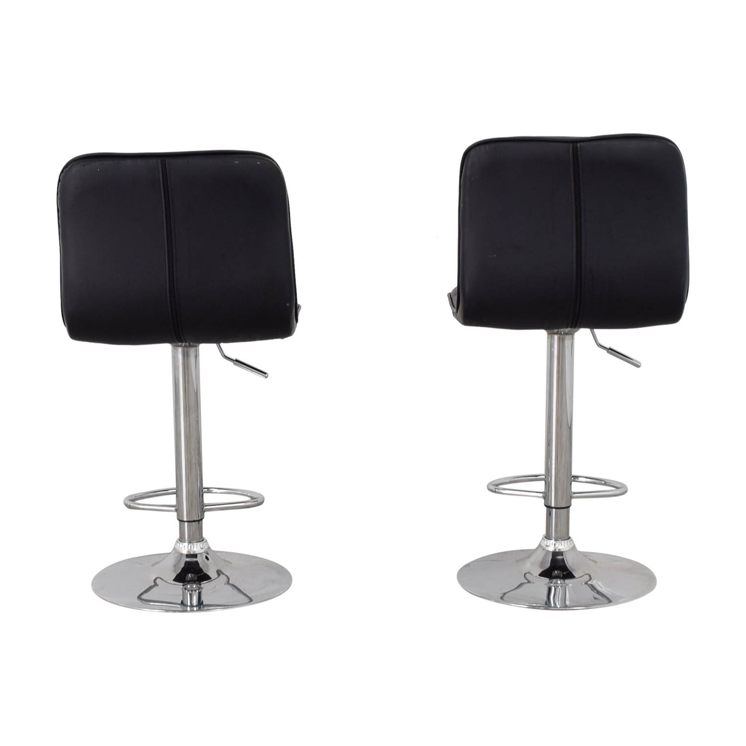 shop Leather Bar Stools